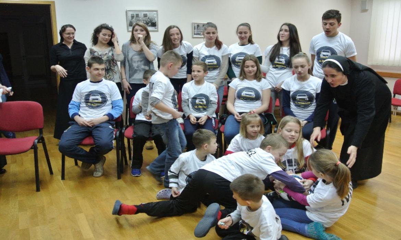 Studenti iz Lyona ponovno u Maloj školi