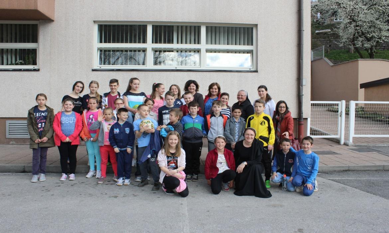 Posjet učenika KŠC Travnik