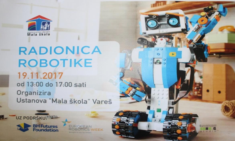 Europski tjedan robotike (European Robotics Week - ERW)