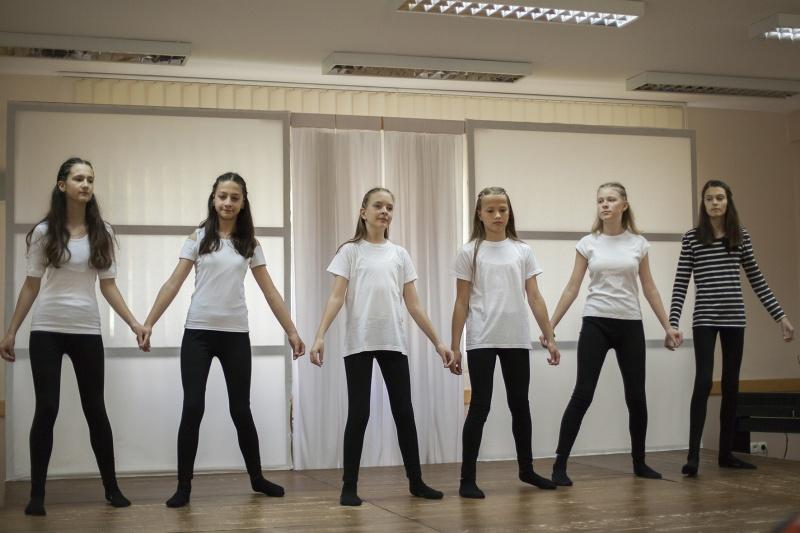U ritmu muzike za ples