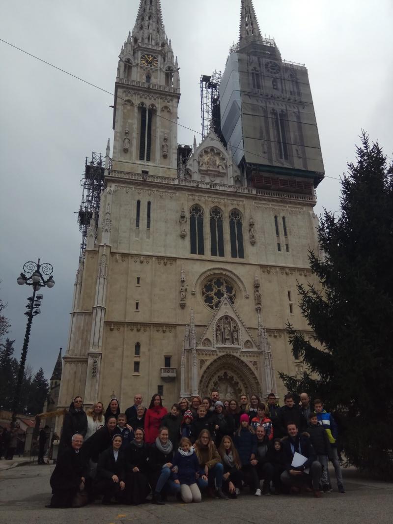 Nezaboravan Advent u Zagrebu
