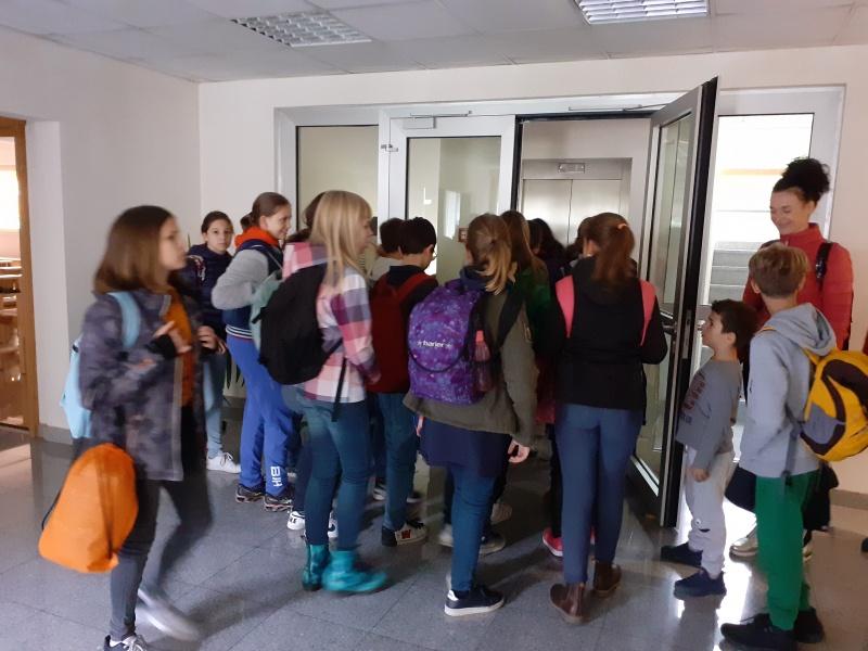 Posjet šestaša iz KŠC-a Sarajevo