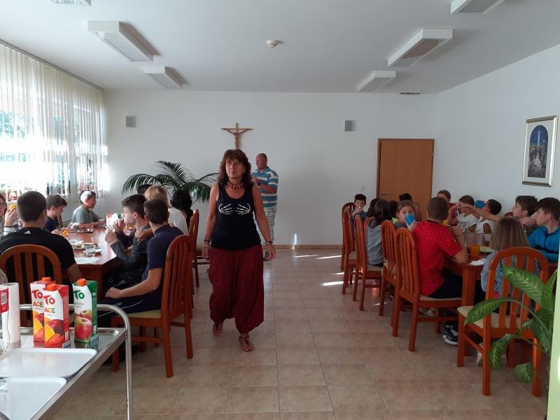 S prijateljima iz Češke