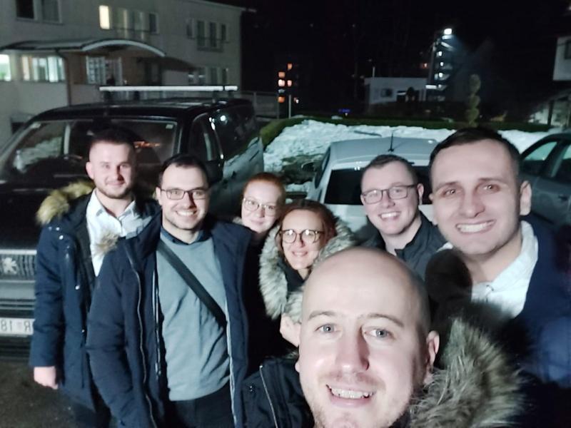 Prijatelji iz Prstena ponovno u Varešu